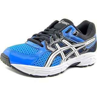 Asics Gel-Flux 2 Youth Round Toe Synthetic Blue Running Shoe