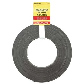 "ProMag Adhesive Magnetic Tape-.5""X25'"