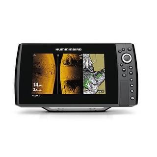 "Humminbird Helix 9 Chirp Mega SI/GPS G2N Combo 9"" Display Fishfinder / Chartplotter"