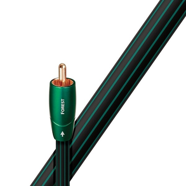 AudioQuest Forest Coaxial Digital Audio Cable - 9.84 ft. (3m)