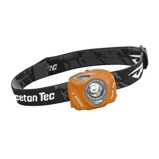 """Princeton Tec EOS 130 Lumen LED Headlamp - Orange / Gray LED Headlamp"""