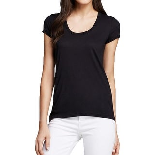 Splendid Womens Casual Top Modal Blend Hi-Low