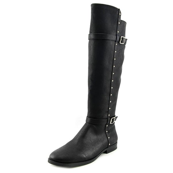 INC International Concepts Ameliee Women Black Boots