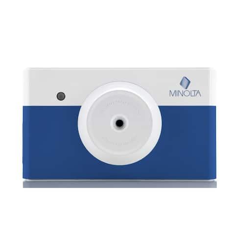 Minolta MNCP10 instapix Instant Print Camera (Blue)