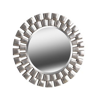 "Link to Hera Sunburst Wall Mirror - 36"" Dia. - 36"" Dia. Similar Items in Mirrors"