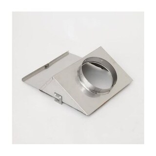 Napoleon EPA335KT Stainless Steel Flue Connector for Low Clearance