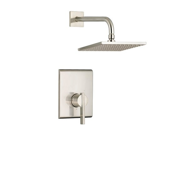 American Standard TU184.501 Times Square Shower Only Trim Package with 2.5 GPM Single Function Shower Head