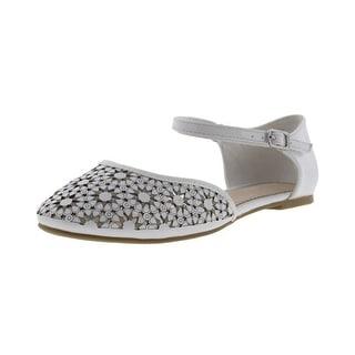 Nine West Girls Faith2 Patent Dress Shoes - 2.5