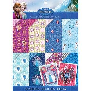"Disney Paper Pad 8.5""X11"" 36/Pkg-Frozen"