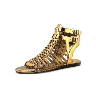 Vince Camuto Kensil Women Open Toe Leather Gladiator Sandal