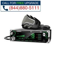 Uniden Bearcat 880 CB Radio with 7 Color Backlit Display & NC Mic