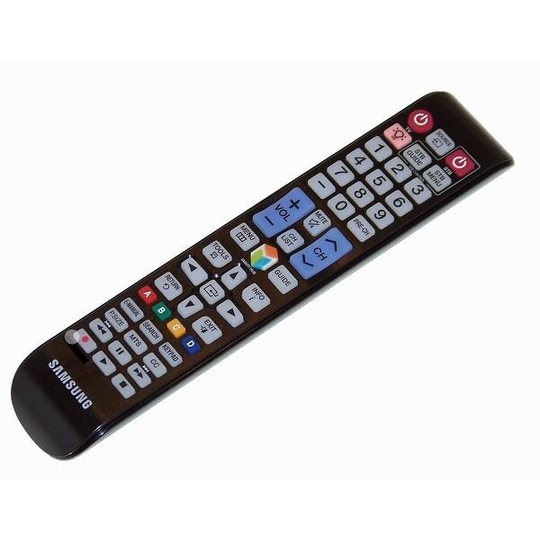 OEM Samsung Remote Control: UN60H6350, UN60H6350AF, UN60H6350AFXZA, UN65H6300, UN65H6300AF, UN65H6300AFXZA