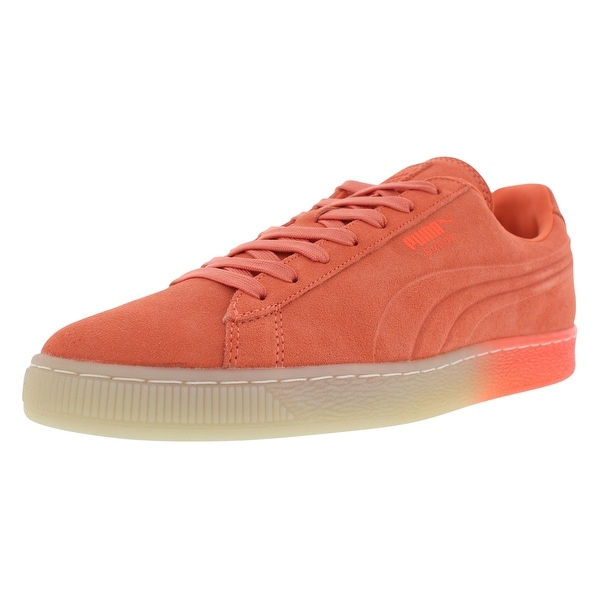 Puma Suede Emboss Iced Fluo Fade Men's Shoes