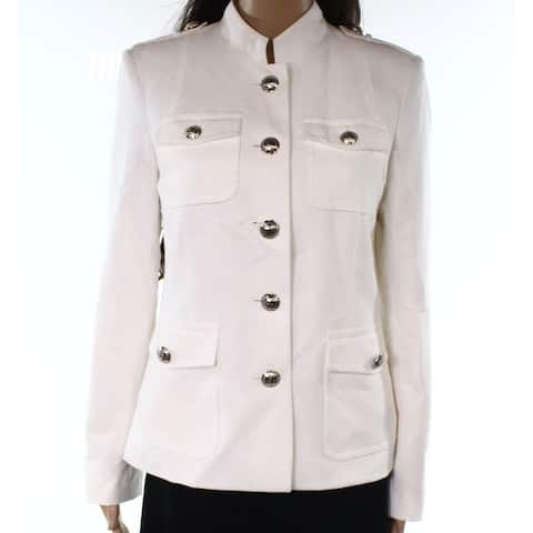 Tommy Hilfiger Womens Military Twill Jacket