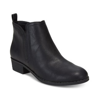 Link to American Rag Womens Cadee Almond Toe Ankle Fashion Boots Similar Items in Women's Shoes