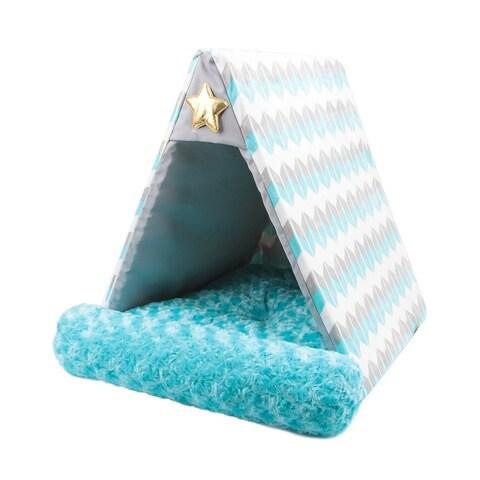 "Alpha Dog Series - ""Tent Bed"" (Blue)"