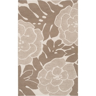 Must Have Couristan Easton Maynard Area Rug Cream Salmon 6 6 X 9 6 From Couristan Accuweather Shop