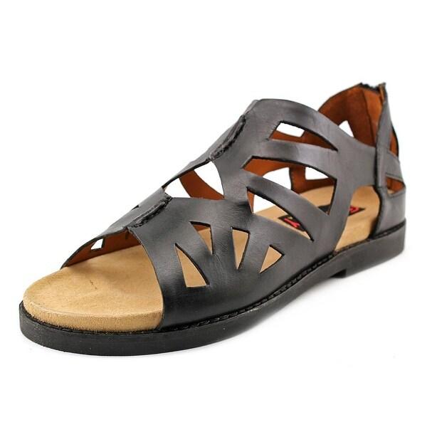 Everybody By BZ Moda Icon   Open Toe Leather  Gladiator Sandal