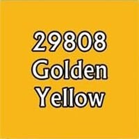 RPR29808PT High Density Golden Yellow by Reaper Miniatures Master Series