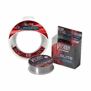 Vicious Pro Elite Fluorocarbon Clear 200yd 10lb
