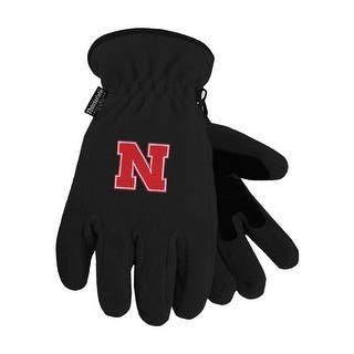 University of Nebraska Heavy-Weight Fleece Gloves https://ak1.ostkcdn.com/images/products/is/images/direct/96cde8d688f5edc863685f6d2ffccc5096d776b8/University-of-Nebraska-Heavy-Weight-Fleece-Gloves.jpg?impolicy=medium