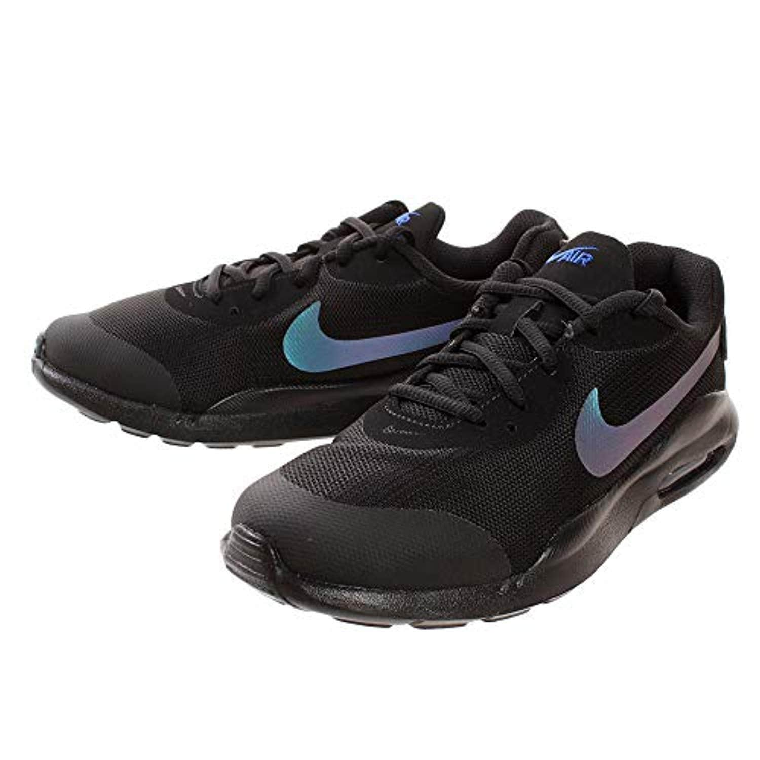 sale uk new products store Shop Nike Kids' Grade School Air Max Oketo Shoes (4, Black/Racer ...