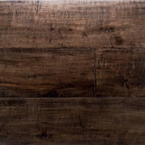 """Miseno MFLR-KILDARE-E Limerick Engineered Hardwood Flooring - 7-1/2"""" Planks (26 SF / Carton) - - Maple Kildare"""