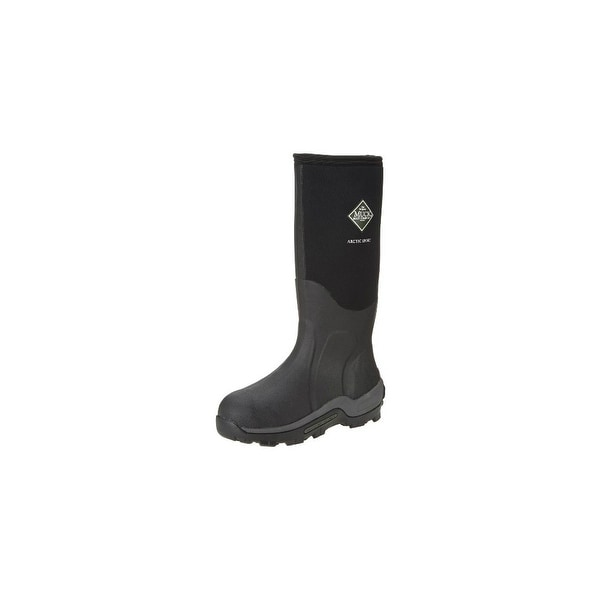 Muck Boot's Arctic Sport Boot Black/Grey - Mens Size 9 / Womens Size 10