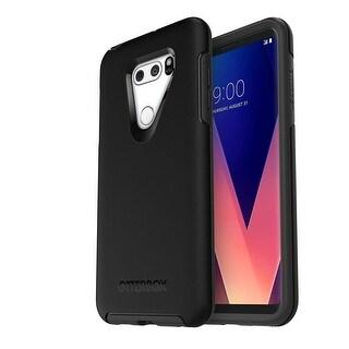 LG V30 OtterBox Symmetry Series Slim Case - Black