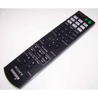 OEM Sony Remote Control Originally Shipped With: STRKM5, STR-KM5, STRKM7, STR-KM7