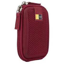 Case Logic ECC-101 Point and Shoot Camera Case (Amaranth)
