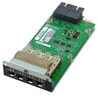 Juniper Ex Series Switching - Ex-Um-4Sfp