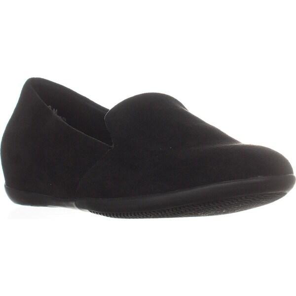 BareTraps Janine Comfort Flat Loafers, Black