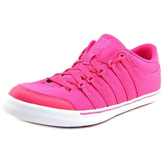K-Swiss Classic LP CVS VNZ Women Round Toe Canvas Sneakers