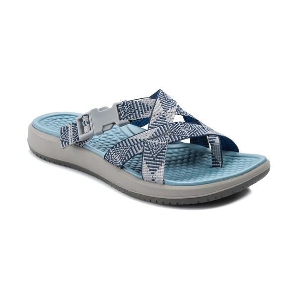 Shop Baretraps Wilona Women's Sandals 21287118 Grey/Navy - - 21287118 Sandals 5fcbfe