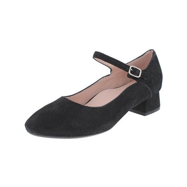 Taryn Rose Womens Finetic Mary Jane Heels Pumps Round Toe - 7 medium (b,m)