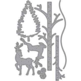Elizabeth Craft Metal Die-Reindeer
