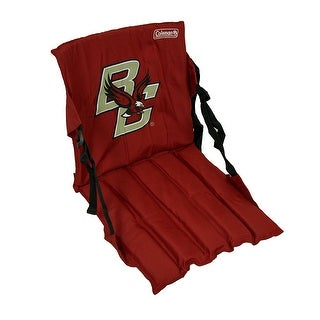 Boston College Eagles Cushioned Roll Up Stadium Seat - Red