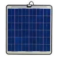 Ganz Eco-Energy 30W Semi Flexible Solar Panel - GSP-30