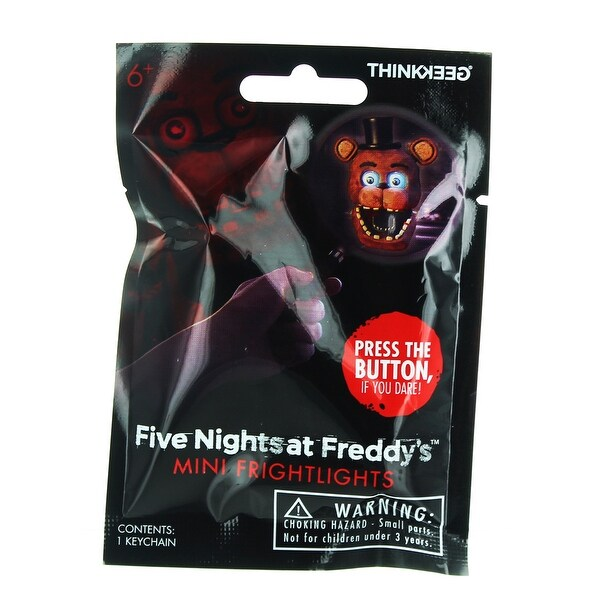 Five Nights at Freddy's Blind Bagged Mini Frightlight - Multi
