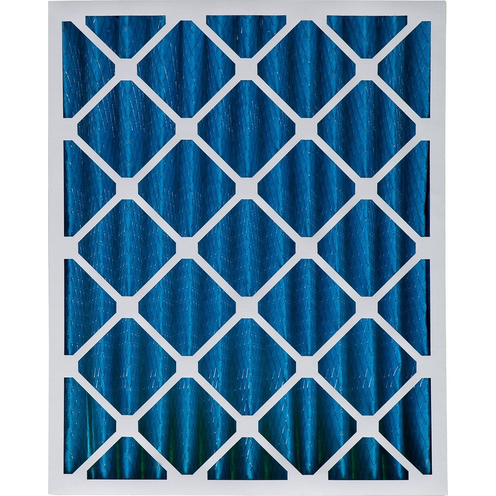 3 5//8 MERV 12 Pleated AC Furnace Air Filters 2 Pack Nordic Pure 16x25x4