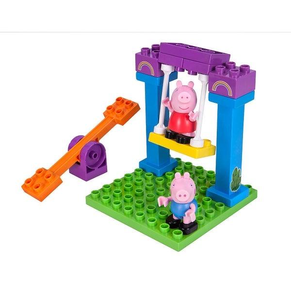 Peppa Pig Peppa Pig's Playground Construction Adventure - multi