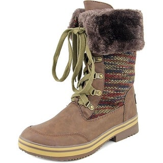 Rocket Dog Suri Women Round Toe Synthetic Winter Boot