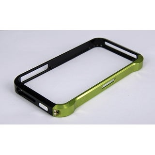 Green Aluminum Bumper Case for Apple iPhone 4/4S
