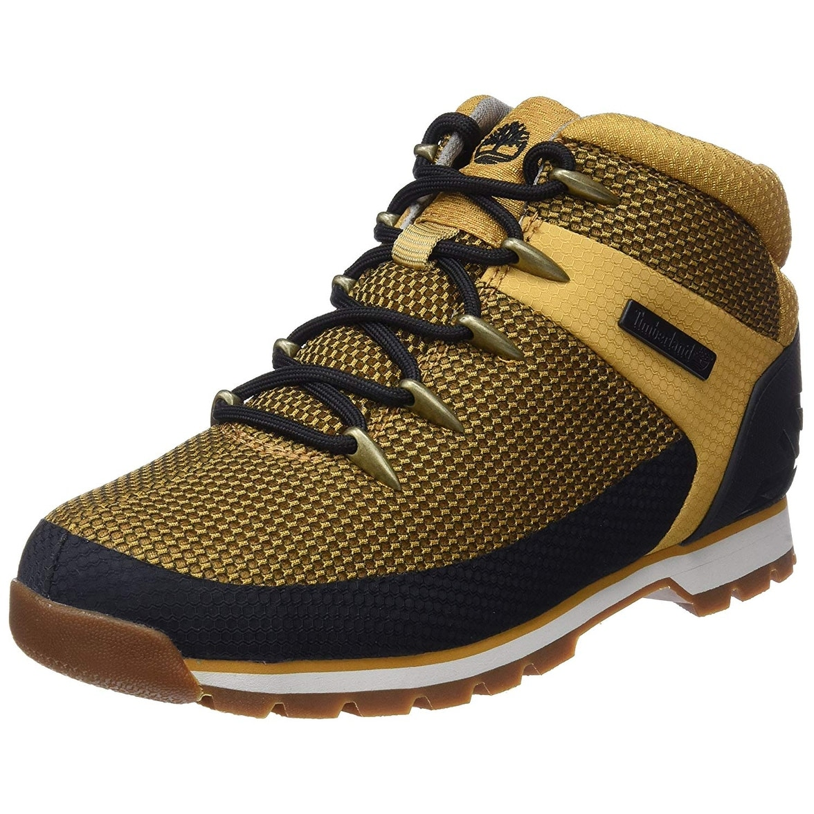 Colega Sinis taquigrafía  Shop Timberland Euro Sprint Hiker Boots A1g5g Wheat Size 8.5 - Overstock -  24265007