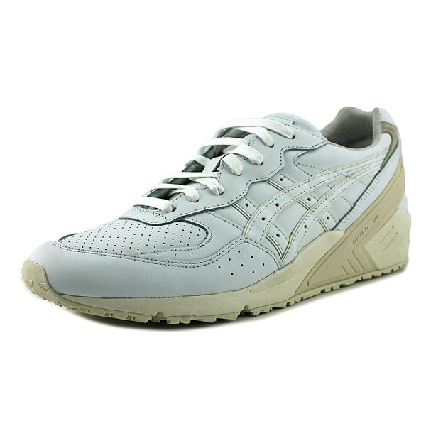 Onitsuka Tiger Mens H6M1L Leather Low Top Lace Up Walking Shoes