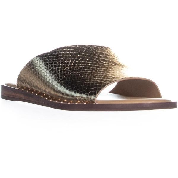 01299ae09052 Shop Franco Sarto Rye Flat Slide Sandals