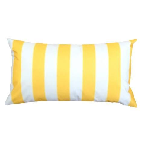 Olivia Stripe Outdoor Pillow