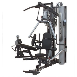 Sody-Solid Bi-Angular Home Gym - Black