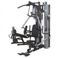 Sody-Solid Bi-Angular Home Gym - Black